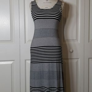 Merona Tank Style Maxi Dress Size M